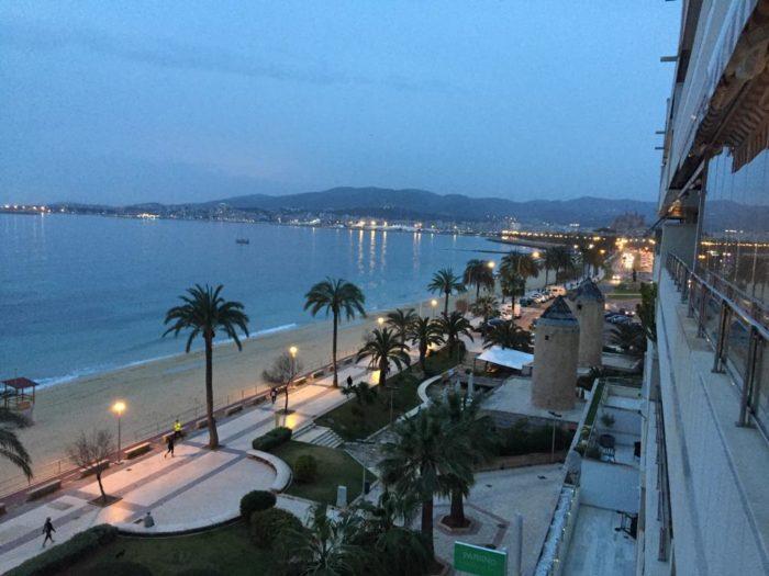 Retiro en Palma de Mallorca